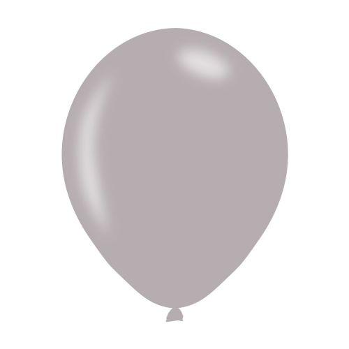 Silver Balloons - 11'' Metallic Latex (10pk)